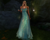 Enchanted Dress Blue
