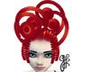 GF-Flame Who Hair