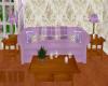 Sofa & Tables Lilac