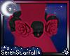 SSf~ Ebony | Anklet R