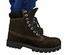 Brown Work Boots 2 (M)