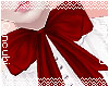 Red Lolita Bow