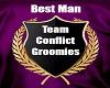 Conflict Best Man Jckt