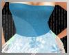 *D Snow Flake Dress