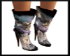**Howling Wolf Boots**