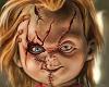Chucky Face Hoodie