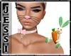 ! J - Bunny Shoulder Pet