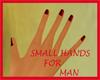 (LIR) Dainty Ruby Nails.