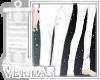 -White Skinny Jeans- m/f