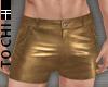 #T Rio Shorts #Brass