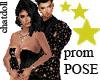 C] Prom Pose Photo