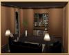 OSP Brown Winter TV Room
