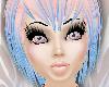 Pink-Blue Hair