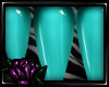 [S] Glossy Nails | Teal