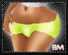 GA. Lime Booties BM