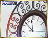 ღ Debonair Clock | Blk