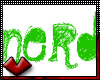 (V) Nerd Sticker
