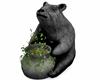 :3 Bear Pot Plant