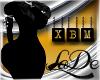 Black Dress XBM