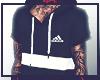LH x Adidas Hoodie