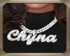 *J* Custom Chyna