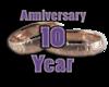 10 Year Anniversay