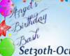 Angel's Birthday Bash