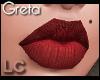 LC Greta Red Diva Req.