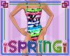 *S*Child SwimSuit TROPIC