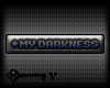My darkness animated tag