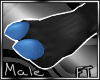 (M)Blu Cloven Hooves[FT]