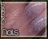 Nails/Glitter ombre