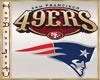 ~H~49ers Patriots field