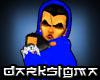 -DS- DRP Baggy Blue Hood