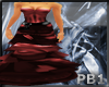 {PB}Vampires PVC Gown