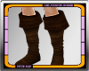 ∞ Brown Leather Boots