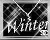 (CC) Winter D Necklace