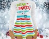 Kid Dear Santa Dress