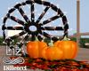 Rustic Autumn Pumpkin