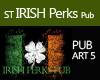 ST IRISH PERKS PUB ART 5