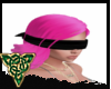 Pink Blindfold Hair