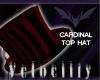 !VC: Cardinal D hat [F]