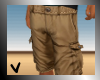 [ves] long khakis tan