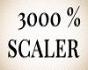 Avatar 3000 % Scaler