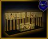 ! Black Cage 03c Gold