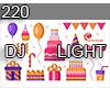 DJ LIGHT Happy birthday