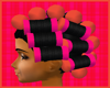 ~MX~HAIRROLLERS HOTPINK