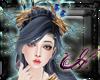 .:Sky Empress Kanzashi:.