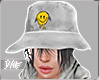Bucket hat + hair TieDye