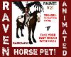 PAINT HORSE PET V2!
